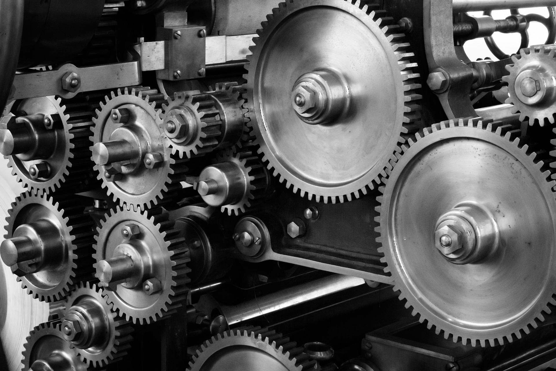 Utilaje la comanda, masini si echipamente industriale
